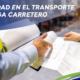 Seguridad en el transporte de carga carretero